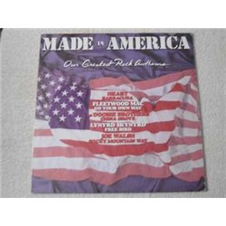 Made In America - Our Greatest Rock Anthems LP Vinyl Record For Sale