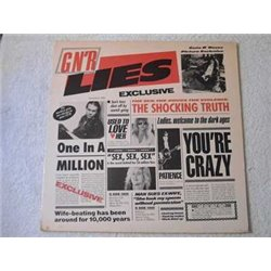 Guns n Roses - G N' R Lies - Live ?!*@ Like A Suicide Vinyl LP Record For Sale