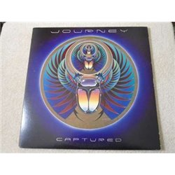 Journey - Captured 2xLP Vinyl Record For Sale