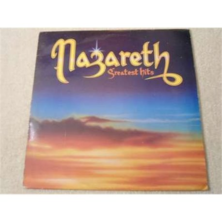 Nazareth+Greatest+Hits+LP+Vinyl+Record