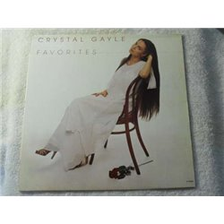 Crystal Gayle - Favorites LP Vinyl Record For Sale