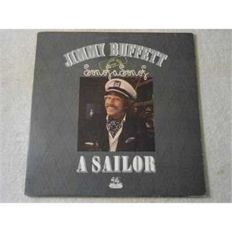 Jimmy+Buffett+Sailor+Vinyl+Record
