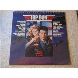 Top Gun - Motion Picture Soundtrack Vinyl LP Record For Sale
