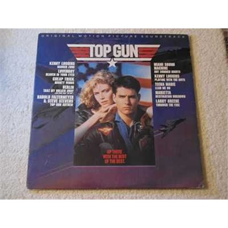 Top+Gun+LP+Soundtrack