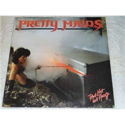 Pretty Maids - Red Hot and Heavy LP Vinyl Record For Sale