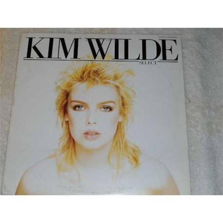 Kim+Wilde+Select+JAPAN+LP