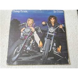 Cheap Trick - In Color LP Vinyl Record For Sale