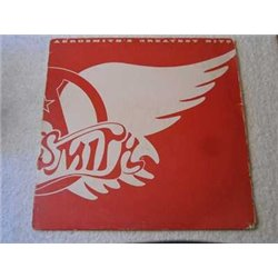 Aerosmith - Aerosmith's Greatest Hits Vinyl Lp Record For Sale - Very First Pressing