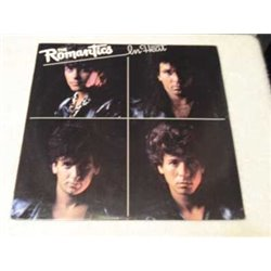 The+Romantics+In+Heat+LP