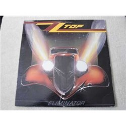 ZZ Top - Eliminator Vinyl LP Record For Sale