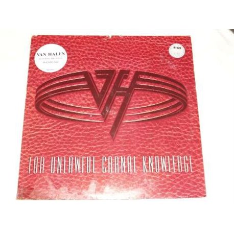 Van+Halen+For+Unlawful+Carnal+Knowledge+LP