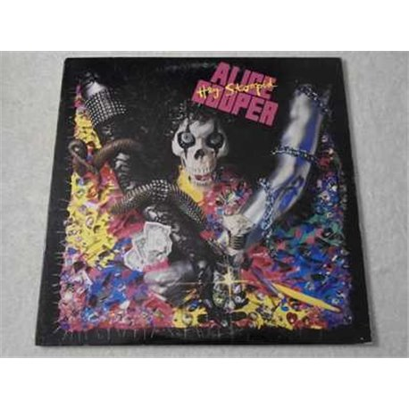 Alice+Cooper+Hey+Stoopid+LP+Vinyl+Record+Sale