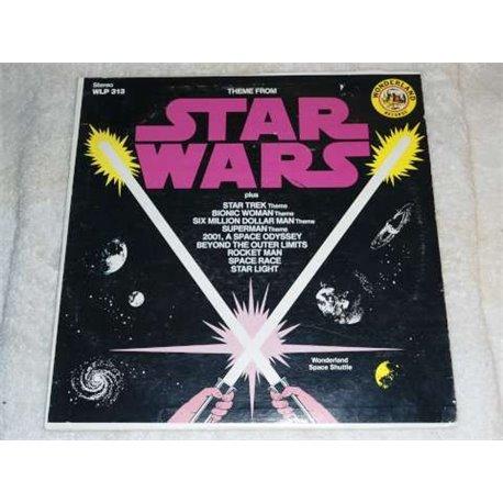 Star+Wars+Theme+From+Vinyl+LP
