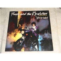 Prince - Lets Go Crazy LP For Sale With Bonus Poster