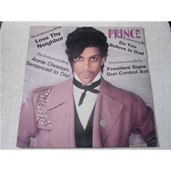 Prince - Controversy LP Vinyl Record For Sale