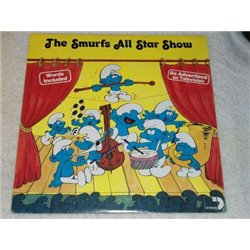 The Smurfs - All Star Show Lp For Sale