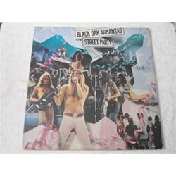 Black Oak Arkansas - Street Party LP Vinyl Record For Sale