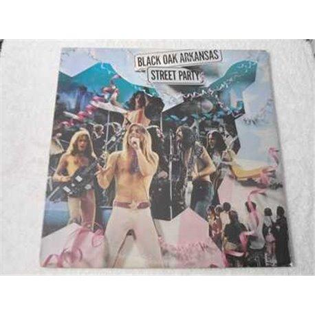 Black+Oak+Arkansas+Stree+Party+LP