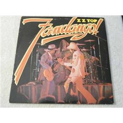 ZZ Top - Fandango Vinyl LP Record For Sale