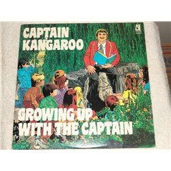 Captain Kangaroo - Growing Up With The Captain lp
