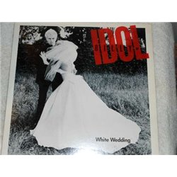 Billy Idol - White Wedding - Single LP