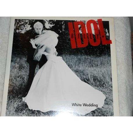 Billy+Idol+White+Wedding+LP