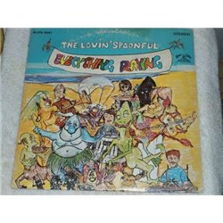 The Lovin Spoonful - Everything Playing Vinyl LP Record For Sale