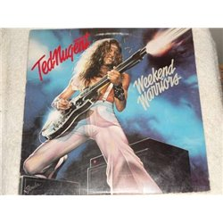 Ted Nugent - Weekend Warriors Vinyl LP Record For Sale