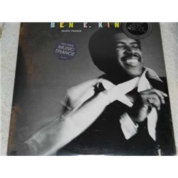 Ben E King Music Trance LP