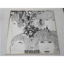 The Beatles - Revolver Vinyl LP Record - Original 1966 RCA Contract Pressing For Sale