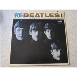 The Beatles - Meet The Beatles! MONO LP Vinyl Record For Sale