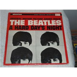 The Beatles - Hard Days Night Soundtrack LP Vinyl Record For Sale