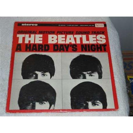 The+ Beatles+Hard+Days+Night+Soundtrack+LP