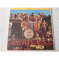 The Beatles - Sgt Peppers Lonely Hearts Club LP Vinyl Record For Sale