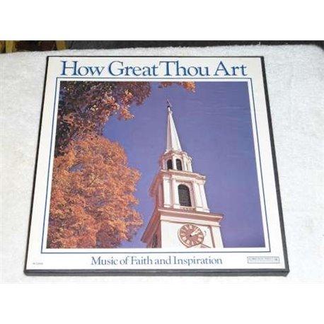 How+Great+Thou+Art+Music+of+Faith