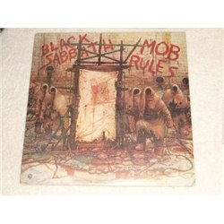 Black Sabbath - Mob Rules - Vinyl LP