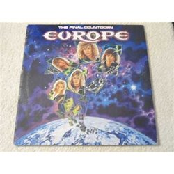 Europe - The Final Countdown Lp Vinyl Record For Sale