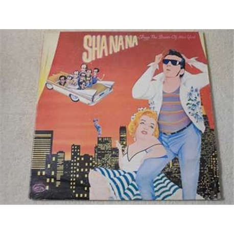 Sha Na Na - From The Streets Of New York LP Vinyl Record