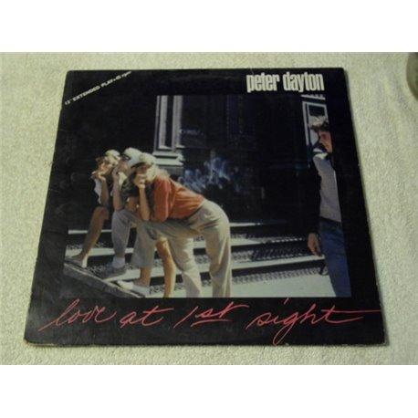 Peter Dayton - Love At First Sight