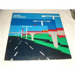 Traffic+On+The+Road+LP+Vinyl+Record
