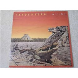 Adrian Vandenberg - Alibi LP Vinyl Record For Sale