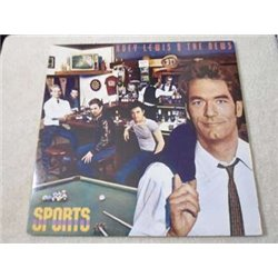 Huey Lewis & News - Sports LP Vinyl Record