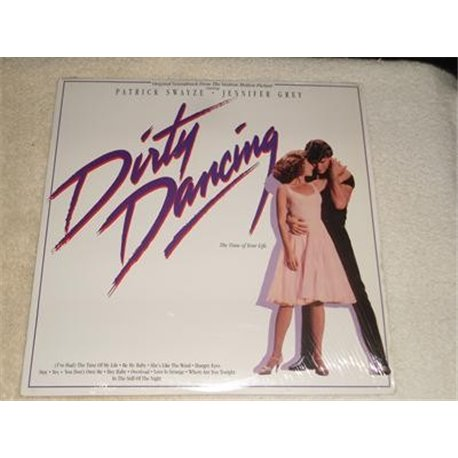 Dirty Dancing Movie Soundtrack LP