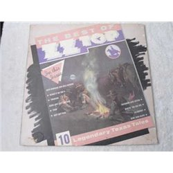 ZZ Top - The Best of ZZ Top LP Vinyl Record For Sale