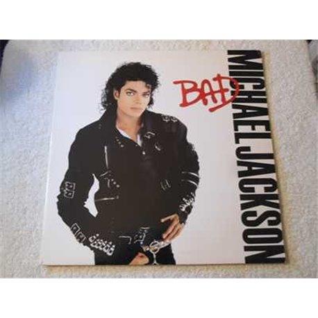 Michael Jackson - Bad LP Vinyl Record