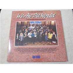 We Are The World - USA For Africa LP Vinyl Record For Sale