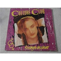 Culture Club - Kissing To Be Clever LP Vinyl Record For Sale