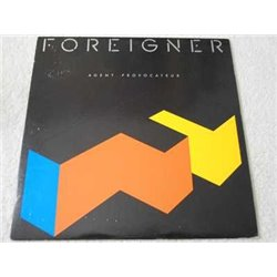 Foreigner - Agent Provocateur LP Vinyl Record For Sale