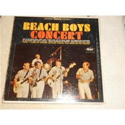 Beach Boys - Concert - Gatefold Vinyl LP Record For Sale