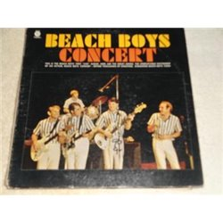Beach Boys - Concert Vinyl LP Record For Sale